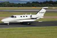 Photo: Untitled, Cessna Citation, G-GILB