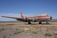 Photo: Untitled, Douglas C-54 Skymaster, N67034
