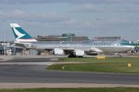 Photo: Cathay Pacific Cargo, Boeing 747-400, B-HUS
