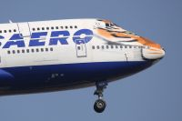 Photo: TransAero, Boeing 747-400, EI=XLN