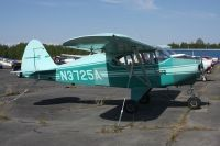 Photo: Untitled, Piper PA-22 Tri-Pacer, N3725A