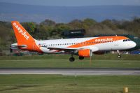 Photo: EasyJet Airline, Airbus A320, G-EZTH