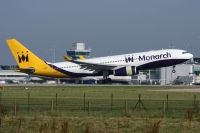 Photo: Monarch Airlines, Airbus A330-200, G-SMAN