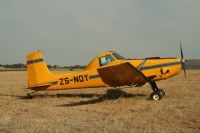 Photo: Untitled, Cessna A188, ZS-NDY