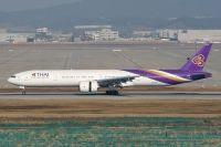 Photo: Thai Airways, Boeing 777-300, HS-TKK