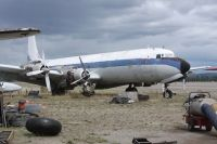 Photo: Untitled, Douglas DC-7, N90251