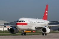 Photo: PrivatAir, Airbus A319, D-APAB