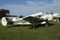 Photo: Untitled, Beech 18, N7BS
