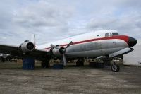 Photo: Untitled, Douglas C-118, N1027N