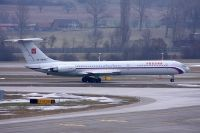 Photo: Rosslya State Transport Company, Ilyushin IL-62, RA-86466