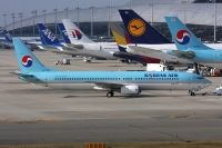 Photo: Korean Air, Boeing 737-900, HL7569