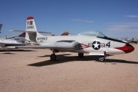 Photo: United States Marines Corps, McDonnell F2H Banshee, 125690