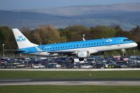 Photo: KLM Cityhopper, Embraer EMB-190, PH-EZW
