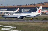 Photo: Air China, Boeing 737-800, B-2672