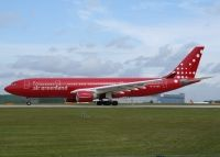 Photo: Greenlandair - Gronlandsfly, Airbus A330-200, OY-GRN