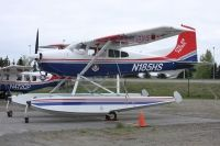Photo: Civil Air Patrol, Cessna 185 Skywagon, N185HS
