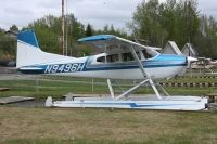 Photo: Untitled, Cessna 185 Skywagon, N9496H