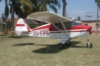 Photo: Untitled, Piper PA22-150, ZU-FPB