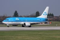 Photo: KLM - Royal Dutch Airlines, Boeing 737-300, PH-BTD