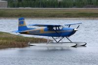Photo: Untitled, Cessna 180, N4643B