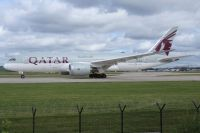 Photo: Qatar Airways, Boeing 787, A7-BCW