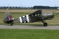 Photo: Royal Navy, Stinson AT-19 Reliant, N19432