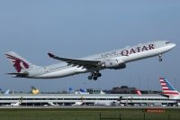 Photo: Qatar Airways, Airbus A330-300, A7-AEN