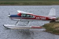 Photo: Untitled, Cessna 180, N9798G