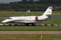 Photo: Untitled, Cessna Citation, D-CWIN