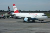 Photo: Austrian Airlines, Airbus A319, OE-LDA