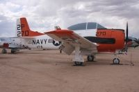 Photo: United States Navy, North American T-28 Trojan, 140481