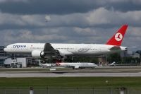 Photo: Turkish Airlines THY, Boeing 777-300, TC-JJD