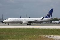 Photo: COPA Panama / Copa Airlines, Boeing 737-800, HP-1711CMP