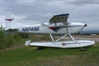 Photo: Untitled, Cessna 180, N9749B