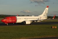 Photo: Norwegian Air Shuttle, Boeing 737-800, LN-NOG