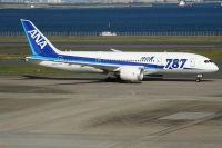Photo: All Nippon Airways - ANA, Boeing 787, JA810A