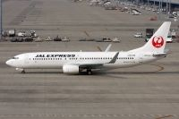 Photo: JAL Express - JEX, Boeing 737-800, JA323J
