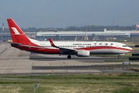 Photo: Shanghai Airlines, Boeing 737-800, B-5832