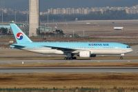 Photo: Korean Air, Boeing 777-200, HL7764