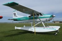 Photo: Buffalo Airways, Cessna 185 Skywagon, C-FUPT