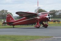 Photo: Untitled, Stinson AT-19 Reliant, NC33543