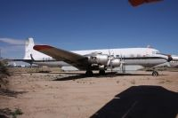 Photo: United States Navy, Douglas DC-7, N51701