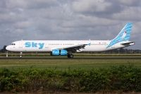 Photo: Sky Airlines, Airbus A321, TC-SKL