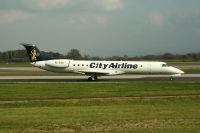 Photo: City Airline, Embraer EMB-145, PH-RXB