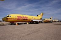 Photo: DHL, Boeing 727-200, N780DH
