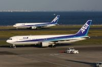 Photo: All Nippon Airways - ANA, Boeing 767-300, JA8368