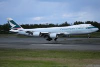 Photo: Cathay Pacific Cargo, Boeing 747-800, B-LJG