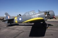 Photo: Untitled, North American T-6 Texan, N76BZ