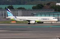 Photo: Air Busan, Airbus A321, HL7761