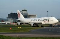 Photo: Dragonair Cargo, Boeing 747-400, B-KAF